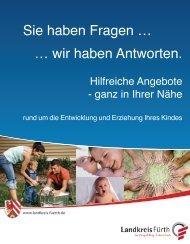 Landkreis Fürth Kinderheft - Vorwort + Übersicht_rz.indd