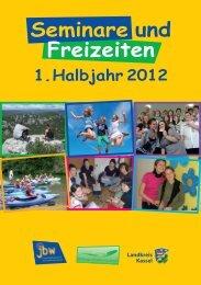 Seminare und Freizeiten - Landkreis Kassel