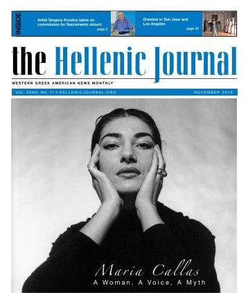 Maria Callas - The Hellenic Journal