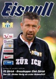 Nr. 1 10/11 - FC Zürich