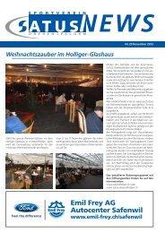 Emil Frey AG Autocenter Safenwil - SATUS Oberentfelden