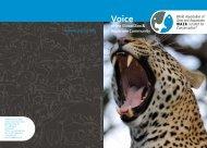 Membership Brochure - WAZA