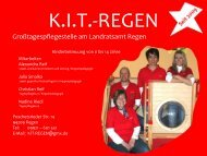 K.I.T. - Regen - Landkreis Regen