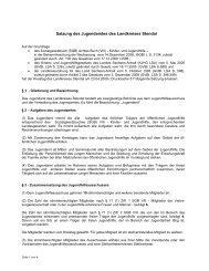 Satzung des Jugendamtes des Landkreises ... - Landkreis Stendal