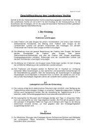Geschaeftsordnung120.. - beim Landkreis Vechta
