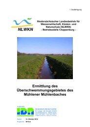 Erläuterungsbericht - beim Landkreis Vechta