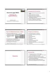Screening- und Hygienemaßnahmen - beim Landkreis Vechta