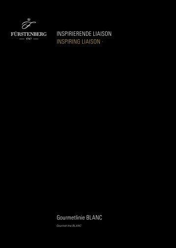 Gourmetlinie BLANC - Lothar John