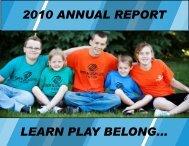 2010 annual report learn play belong... - Boys & Girls Club of ...