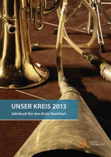 Jahrbuch 2013 - Kreis Steinfurt