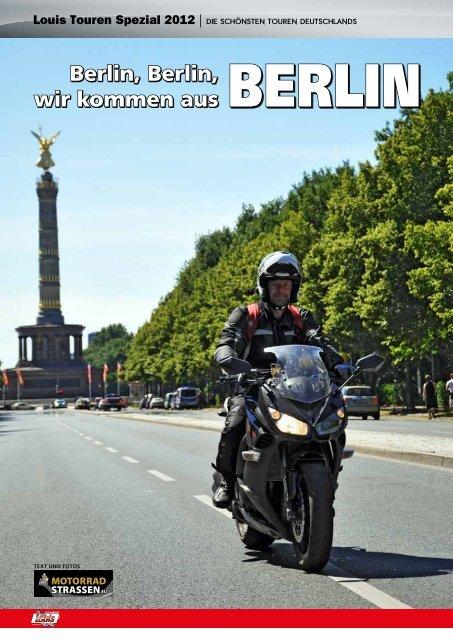 Berlin, Berlin, wir kommen aus BERLIN - Louis
