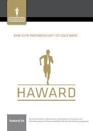 Über HAWARD® erreichen die Botschaften punktgenau Ihre ...