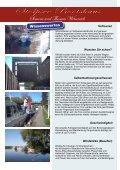 Stolpsee Bootshaus - Weinreich Yachtcharter - Seite 3