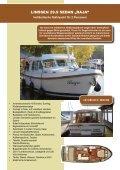 Stolpsee Bootshaus - Weinreich Yachtcharter - Seite 6