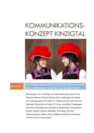 Kommunikations-Konzept Kinzigtal - Amazon Web Services