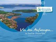Von den Anfängen - Mecklenburgische Seenplatte
