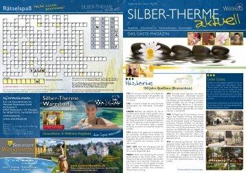 Ausgabe 3/2012 Januar - Warmbad