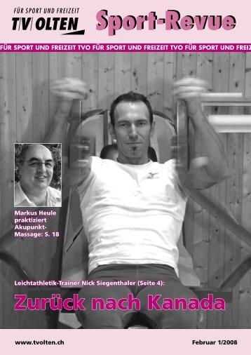 Sport-Revue - TV Olten