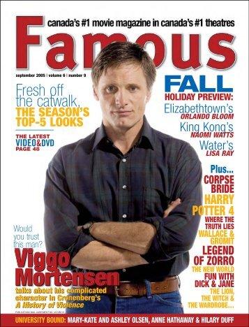 Viggo Mortensen Viggo Mortensen FALL