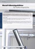 Hart im Nehmen: - Bosch Elektrowerkzeuge - Seite 2