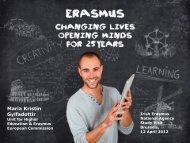 Erasmus today - EURIreland.ie