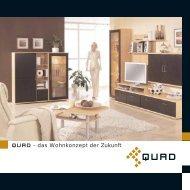 QUAD – das Wohnkonzept der Zukunft - Stralsunder Möbelwerke