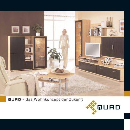 Quad Das Wohnkonzept Der Zukunft Stralsunder Möbelwerke