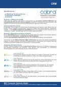 für ein erfolgreiches Unternehmen. - BSC Computer Systeme GmbH - Page 5