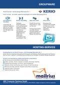 für ein erfolgreiches Unternehmen. - BSC Computer Systeme GmbH - Page 6