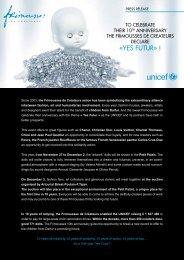 Frimousses de créateurs. Sale benefiting to UNICEF | 03 ... - Artcurial