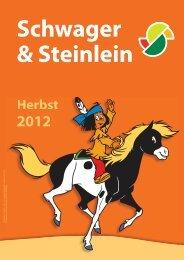 Download der Vorschau für den Herbst 2012 - Schwager & Steinlein ...