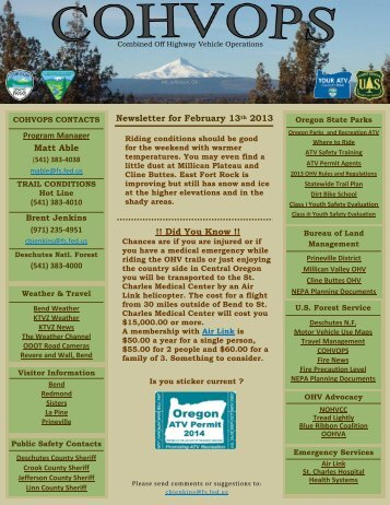 Current Conditions - USDA Forest Service