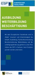 ESF Geförderte Projekte [ pdf , 2.3 MB ] - Strukturfonds in Sachsen