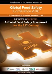 FS brochure_Eng - The Consumer Goods Forum