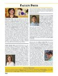2010 Biochemistry Newsletter - Department of Biochemistry ... - Page 2