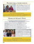 2010 Biochemistry Newsletter - Department of Biochemistry ... - Page 4