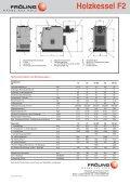 Holzkessel F2 - Fröling Heizkessel - Seite 4