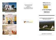 Hausprospekt - Ferienwohnung Froelian