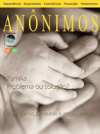 Edição Junho de 2012 - Versão em PDF - Revista Anônimos