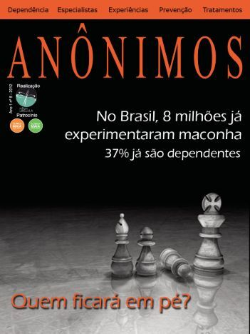 Edição Agosto de 2012 - Versão em PDF - Revista Anônimos