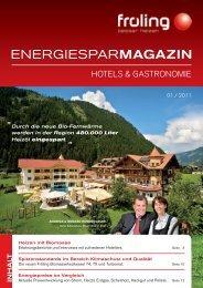 Fröling-Energiesparmagazin (pdf) - SHK-Journal