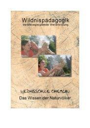 Wildnispädagogik-mit Anmeldung 2013 - ELEMENTAR ...
