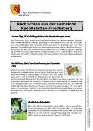 08. - Gemeinde Rudolfstetten