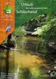 Urlaub Schlaubetal - Fremdenverkehrsverein Schlaubetal und ...