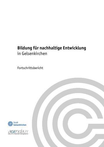 Bildung für nachhaltige Entwicklung in Gelsenkirchen