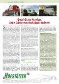 mit Freunden - Hofstätter Reisen - Page 2
