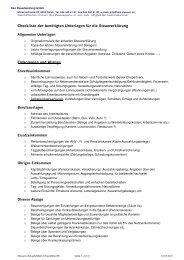 Checkliste (PDF 50 kb) - Fierz Steuerberatung Gmbh