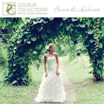 Braut & Hochzeit - Friseur Aachen - Colour Collections