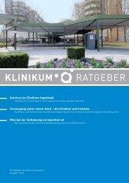 Services im Klinikum Ingolstadt Versorgung unter einem Dach − die ...