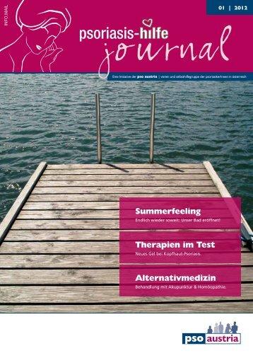 Ausgabe 2012 - PSO-Austria